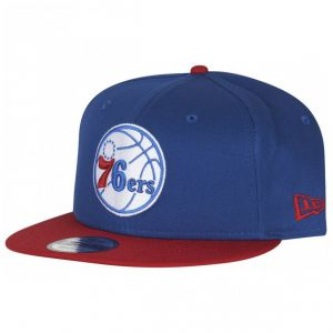 CZAPKA NEW ERA - PHILADELPHIA 76ers - 9FIFTY