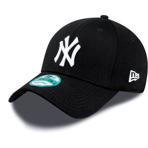 CZAPKA NEW ERA NEW YORK YANKEES 9FORTY czarna