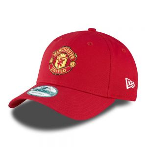 CZAPKA New Era Manchester United 9Forty