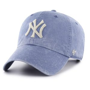 CZAPKA \'47 Brand New York Yankees Clean Up