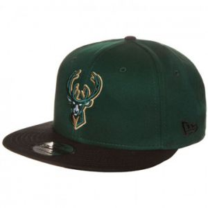 CZAPKA NEW ERA - MILWAUKEE BUCKS - 9FIFTY