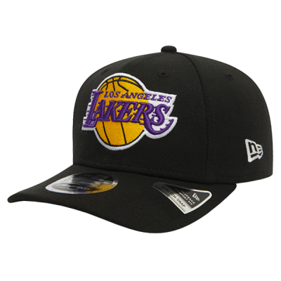 CZAPKA NEW ERA - LOS ANGELES LAKERS - 9FIFTY STRETCH-SNAP